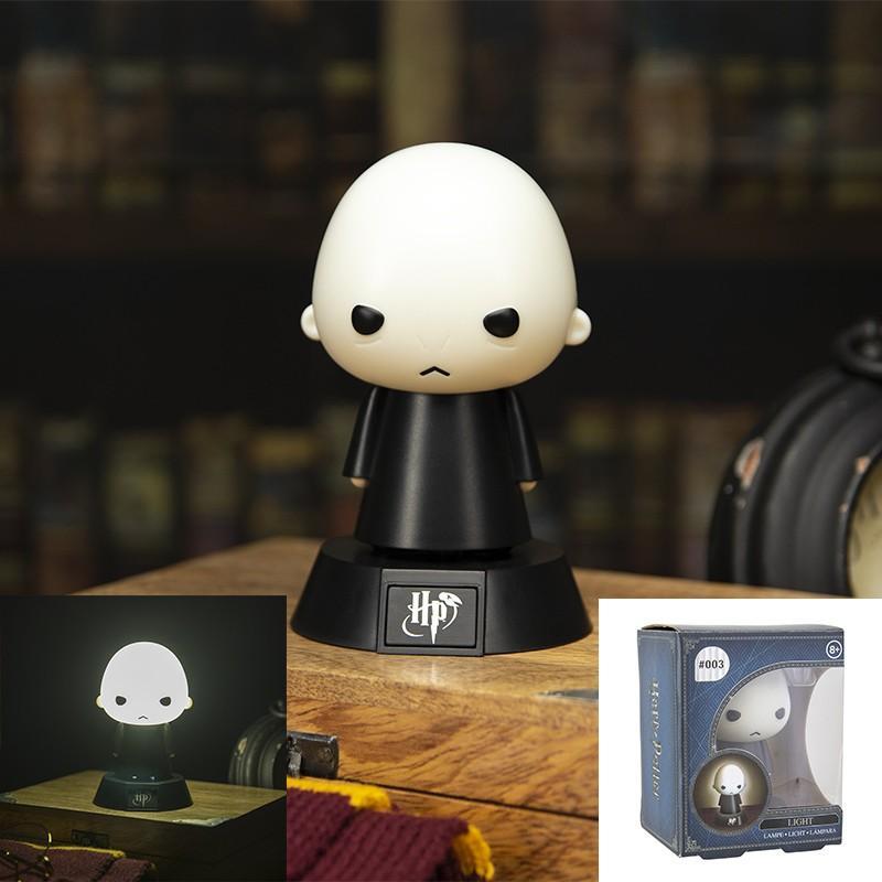 HARRY POTTER - Lampe Icône Voldemort - 10cm_1