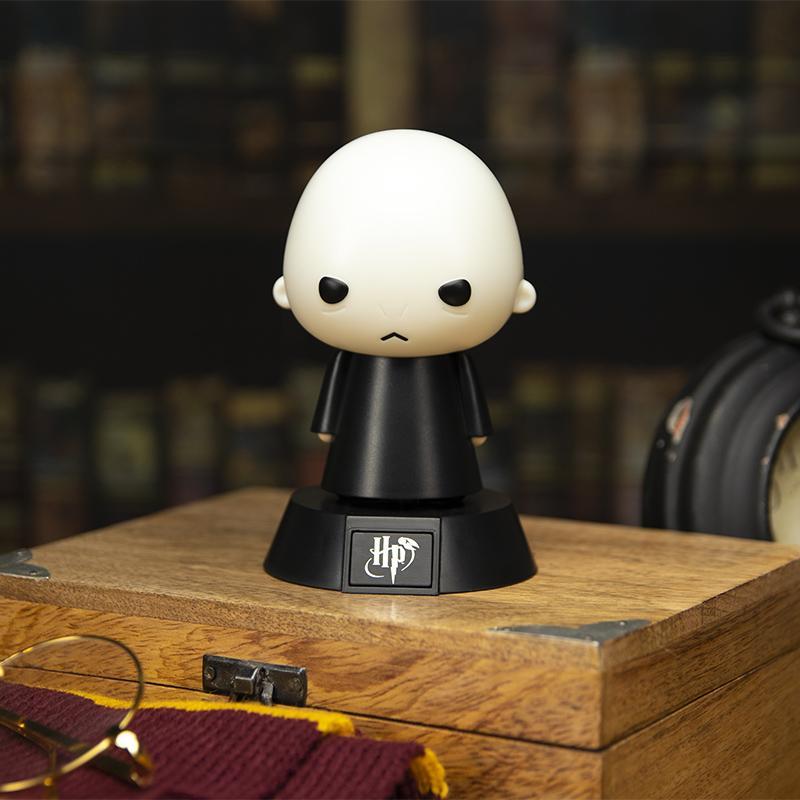HARRY POTTER - Lampe Icône Voldemort - 10cm_2