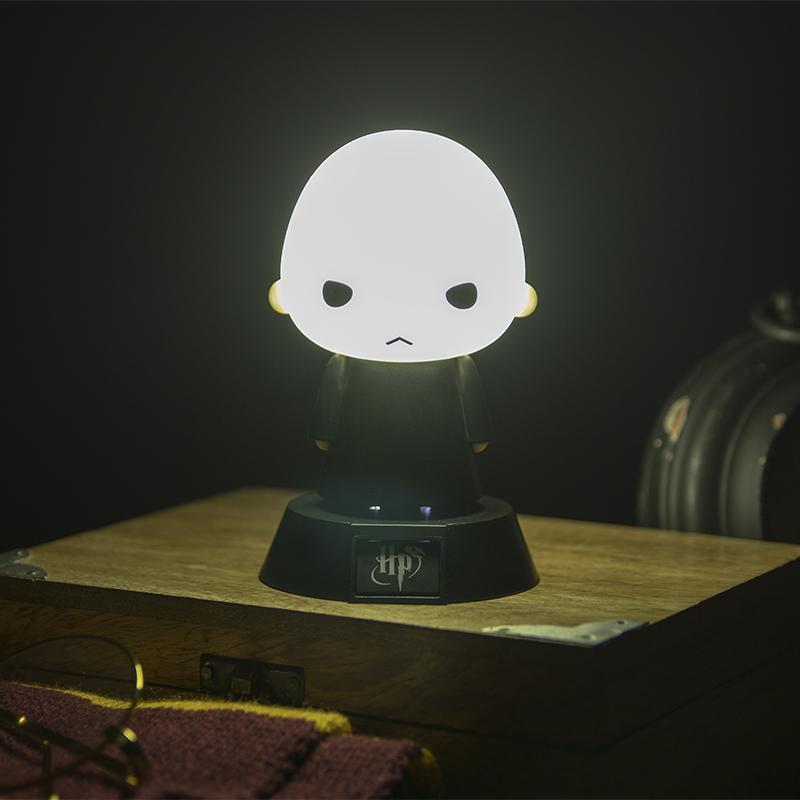 HARRY POTTER - Lampe Icône Voldemort - 10cm_3