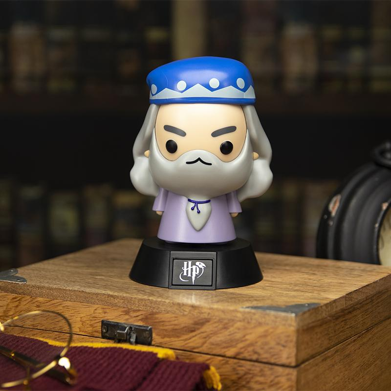 HARRY POTTER - Lampe Icône Dumbledor - 10cm