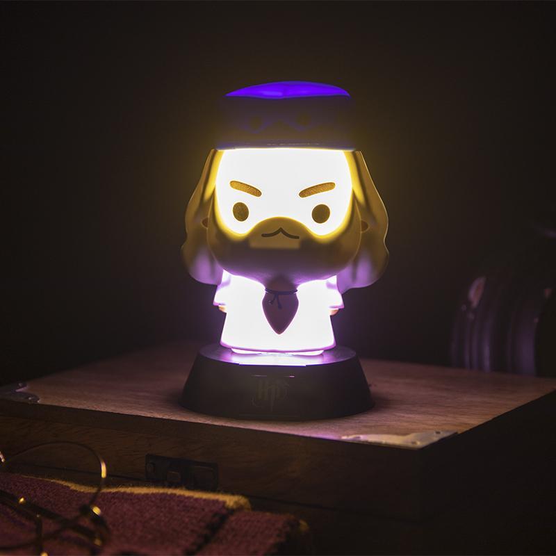 HARRY POTTER - Lampe Icône Dumbledor - 10cm_3