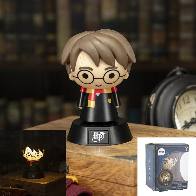 HARRY POTTER - Lampe Icône Harry Potter - 10cm