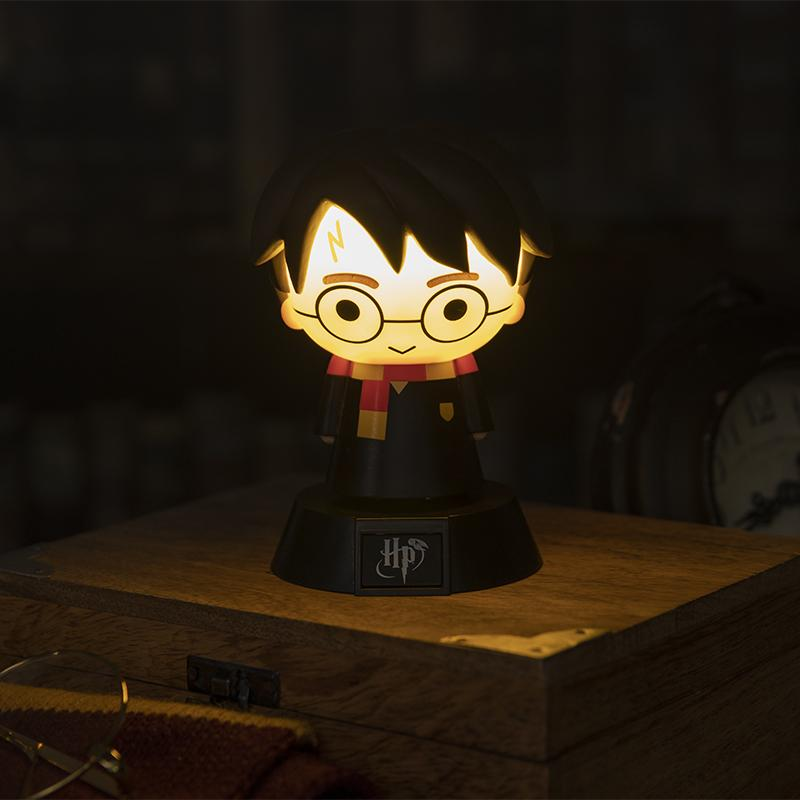 HARRY POTTER - Lampe Icône Harry Potter - 10cm_3