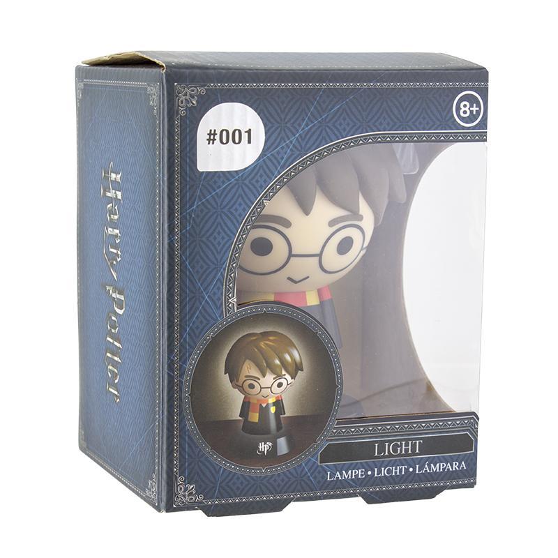 HARRY POTTER - Lampe Icône Harry Potter - 10cm_4