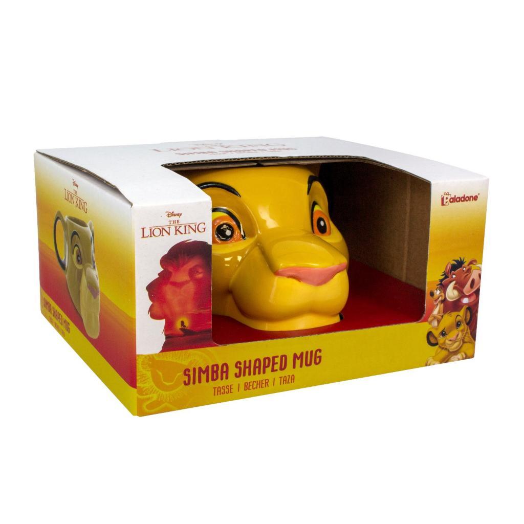 DISNEY - Mug 3D - Le Roi Lion - Simba_2