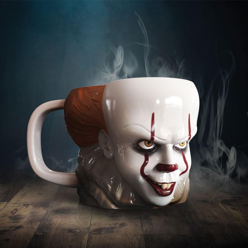 IT - Mug 3D - Pennywise