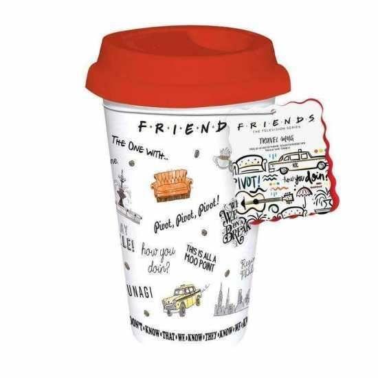FRIENDS - Central Perk - Mug de voyage 400ml_2