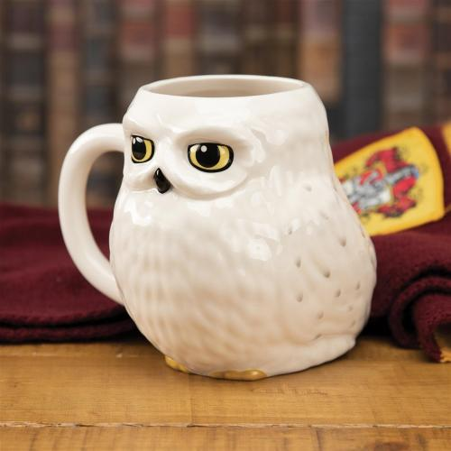 HARRY POTTER - Hedwig - Mug 3D 330ml