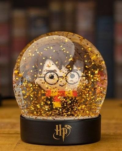 HARRY POTTER - Harry - Boule à neige 8cm