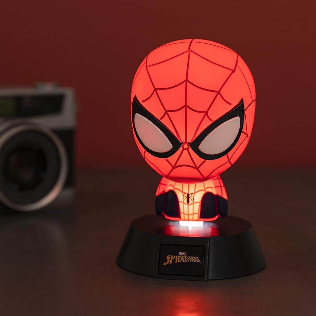 MARVEL - Spider-Man - Veilleuse Icon 3D_2