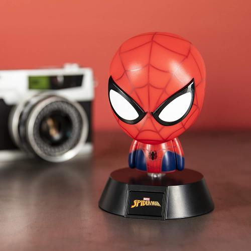 MARVEL - Spider-Man - Veilleuse Icon 3D