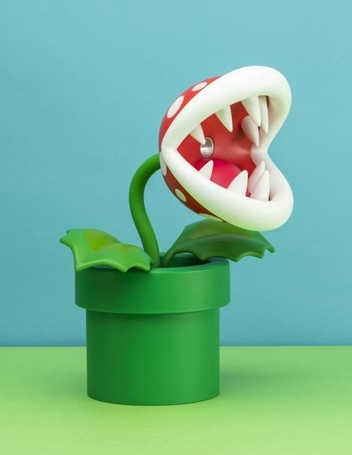 SUPER MARIO - Piranha Plant - Lampe décorative