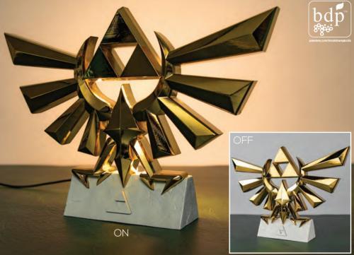 ZELDA - Hyrule Crest - Lampe portable