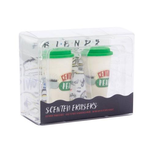 FRIENDS - Central Perk - Pack de 2 gommes parfumées