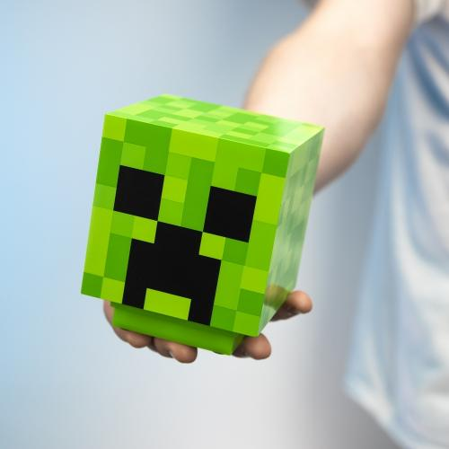 MINECRAFT - Creeper - Lampe décorative