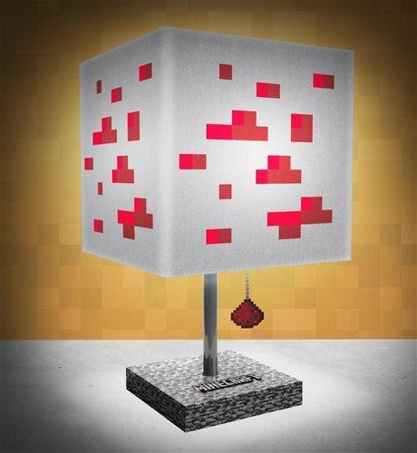 MINECRAFT - Block - Lampe LED