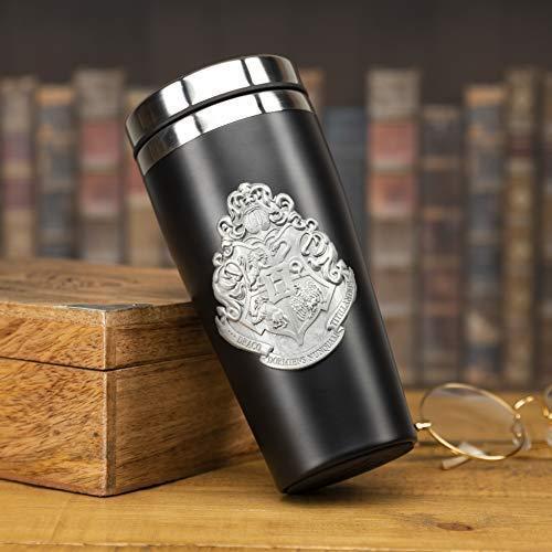 HARRY POTTER - Hogwarts - Gourde de voyage en métal 450ml