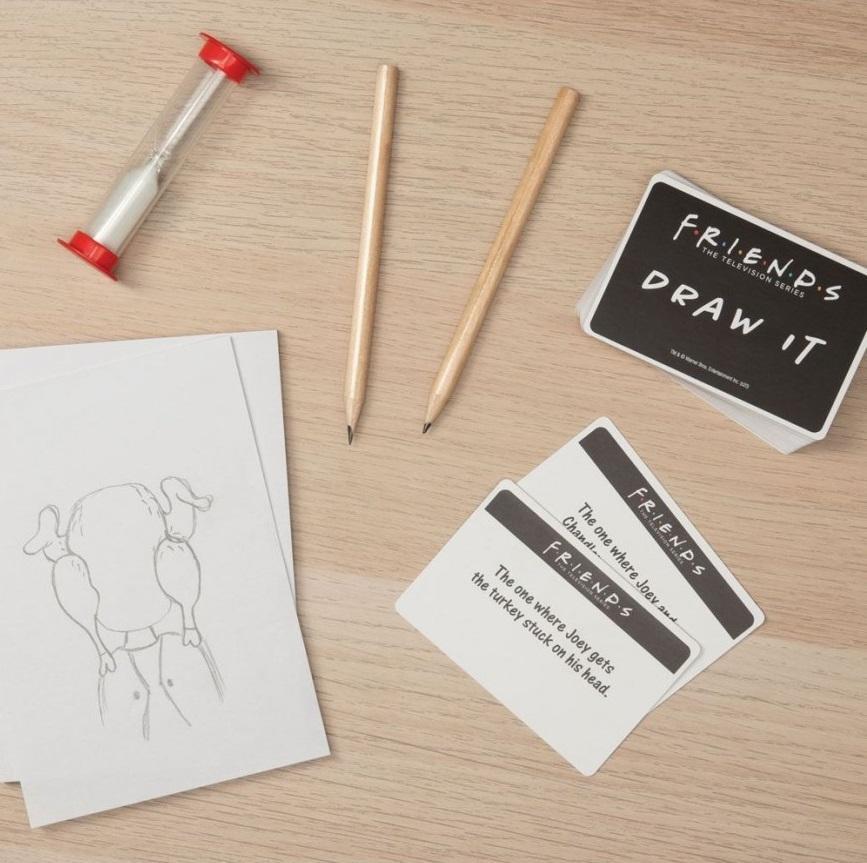 FRIENDS - Jeu Draw It_1