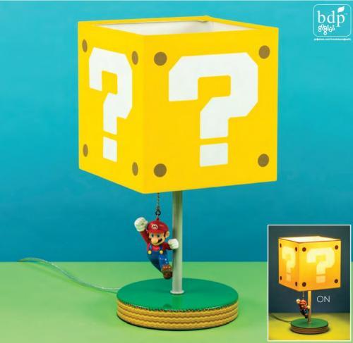 SUPER MARIO - Question Block - Lampe LED