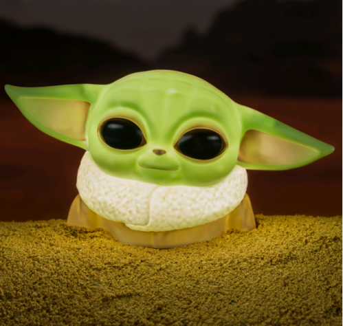 STAR WARS - The Child (Baby Yoda) - Veilleuse 15cm