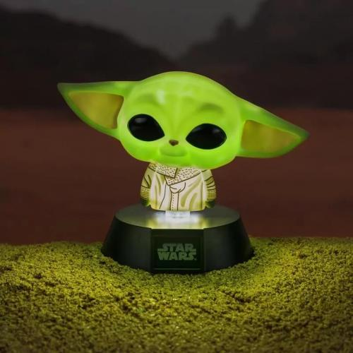 STAR WARS - The Child (Baby Yoda) - Lampe icon 10cm