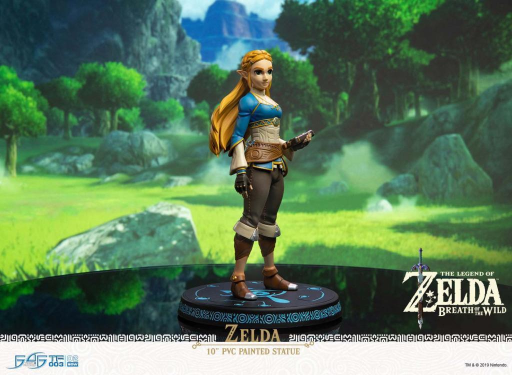 ZELDA - Breath of the Wild - Princesse Zelda - 23cm_1