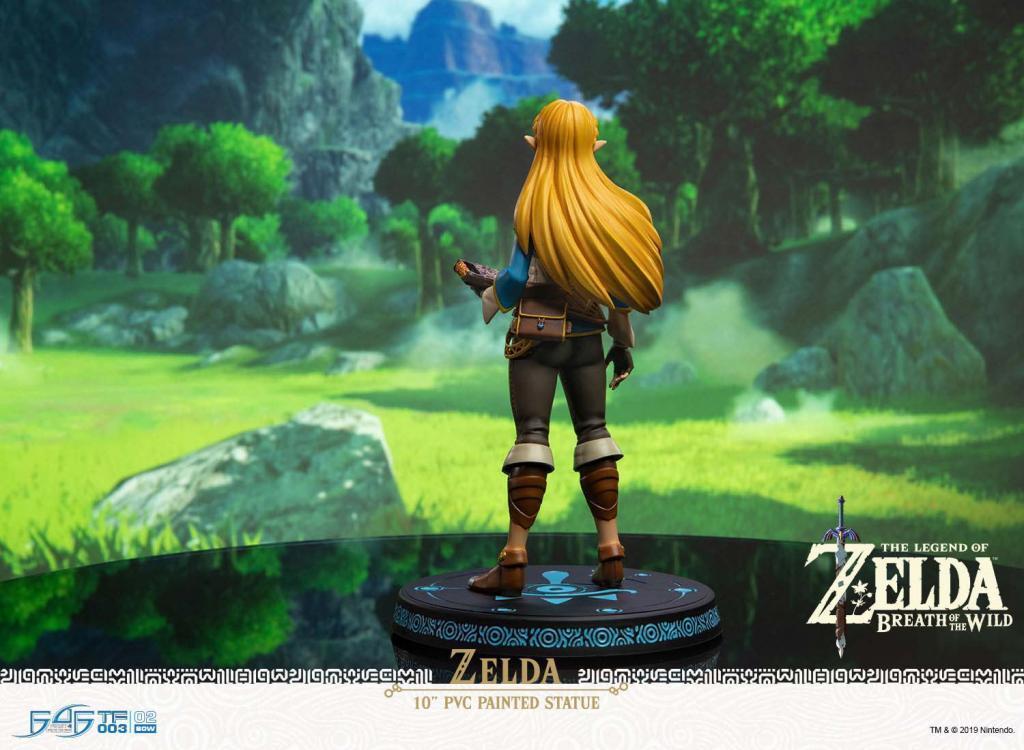 ZELDA - Breath of the Wild - Princesse Zelda - 23cm_2