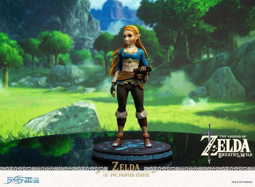 ZELDA - Breath of the Wild - Princesse Zelda - 23cm_3