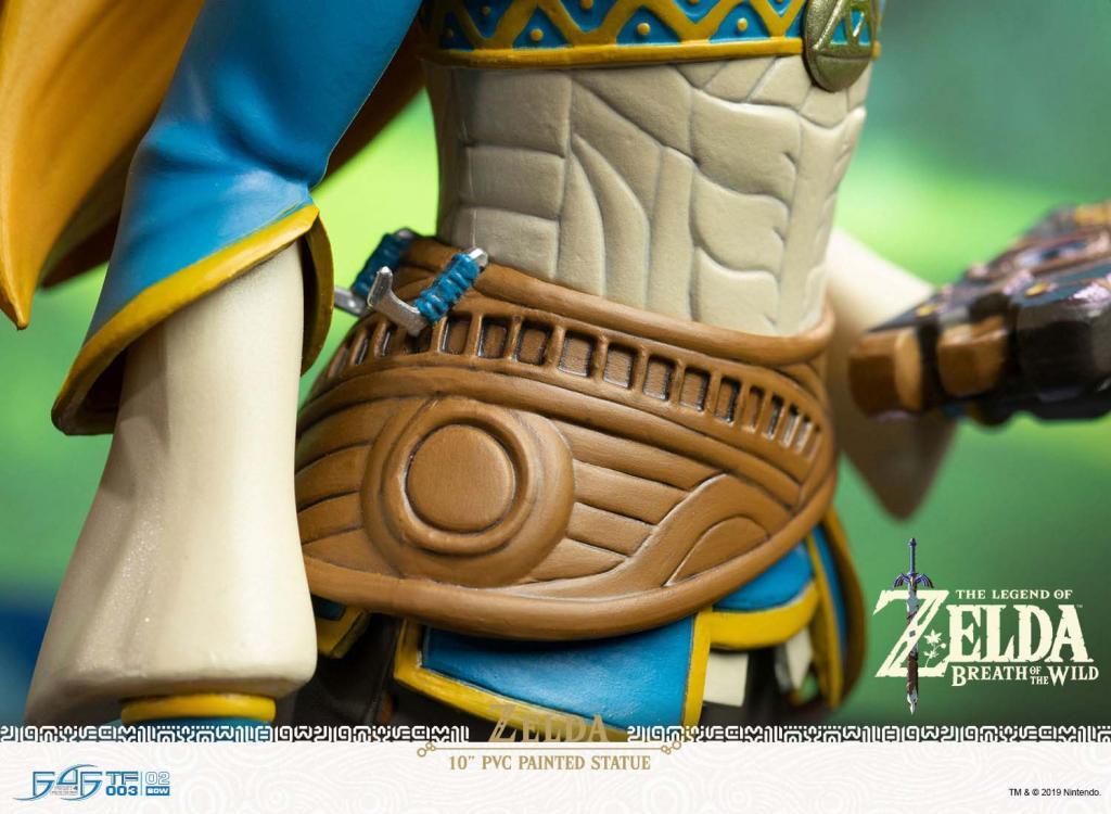 ZELDA - Breath of the Wild - Princesse Zelda - 23cm_4