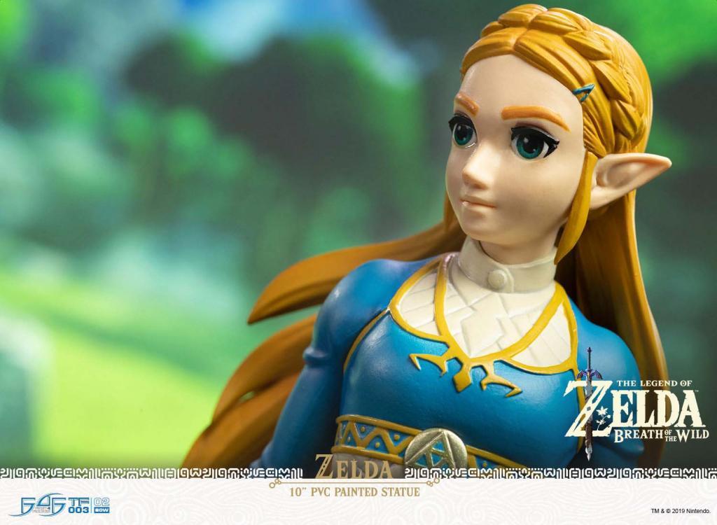 ZELDA - Breath of the Wild - Princesse Zelda - 23cm_6