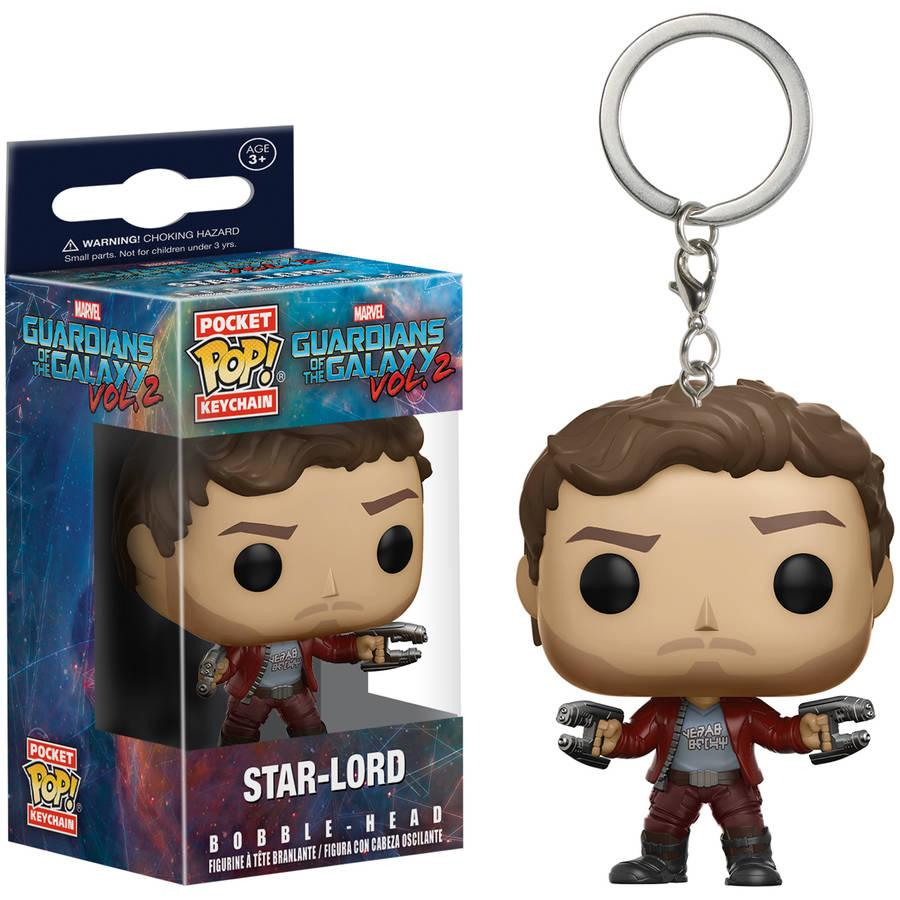 Pocket Pop Keychains : Guardians of the Galaxy 2 - Star-Lord