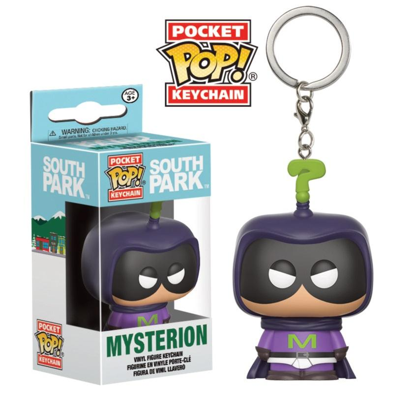Pocket Pop Keychains : South Park - Mysterion