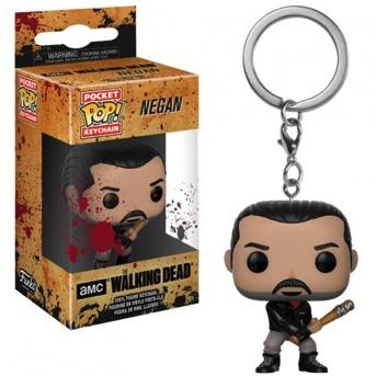 Pocket Pop Keychains : Walking Dead - Negan