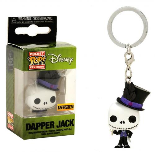 Pocket Pop Keychains : NBX - Dapper Jack 'EXCLUSIVE'