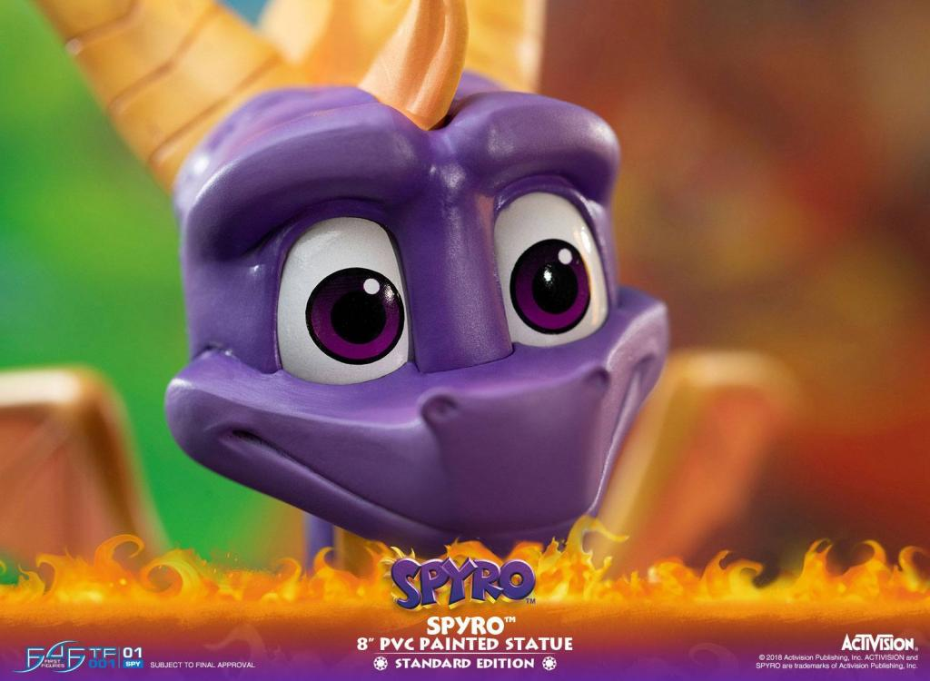 ACTIVISION - Spyro The Dragon PVC Statue - 20cm_6
