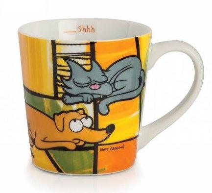 THE SIMPSONS - Mug Jumbo 450 ml - Pets