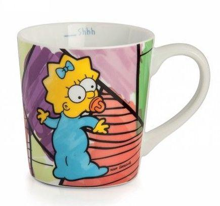 THE SIMPSONS - Mug Jumbo 450 ml - Maggie