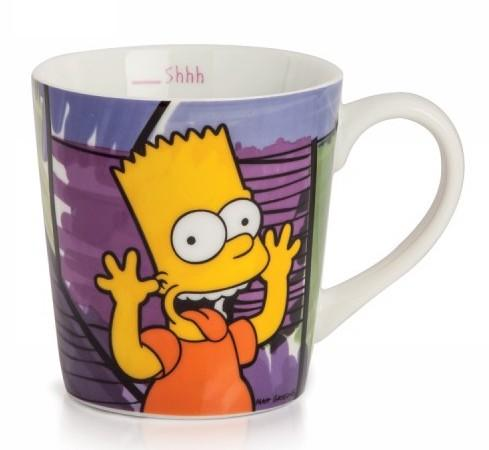 THE SIMPSONS - Mug Jumbo 450 ml - Bart