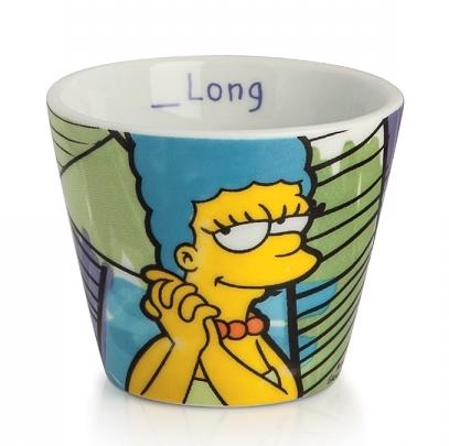 THE SIMPSONS - Expresso Mug 90 ml - Marge (Set de 2 Pcs.)