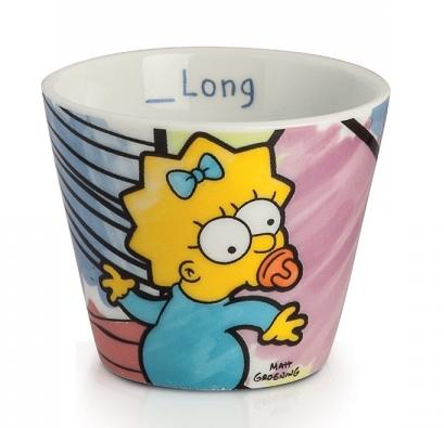 THE SIMPSONS - Expresso Mug 90 ml - Maggie (Set de 2 Pcs.)
