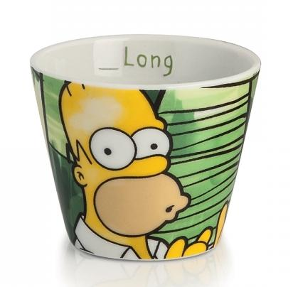 THE SIMPSONS - Expresso Mug 90 ml - Homer (Set de 2 Pcs.)