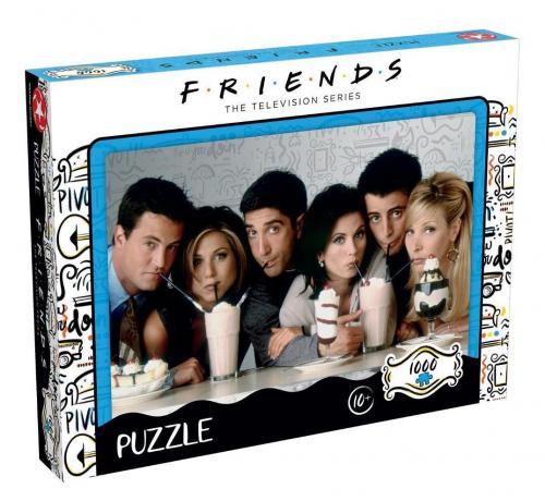 FRIENDS - Milkshake - Puzzle 1000P