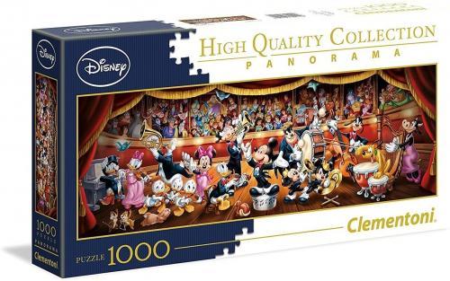 DISNEY - Orchestra Panorama - Puzzle 1000P
