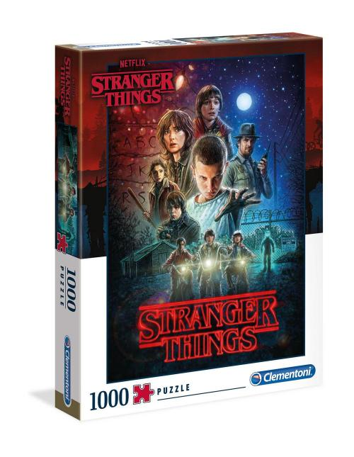 STRANGER THINGS - Season 1 - Puzzle 1000P