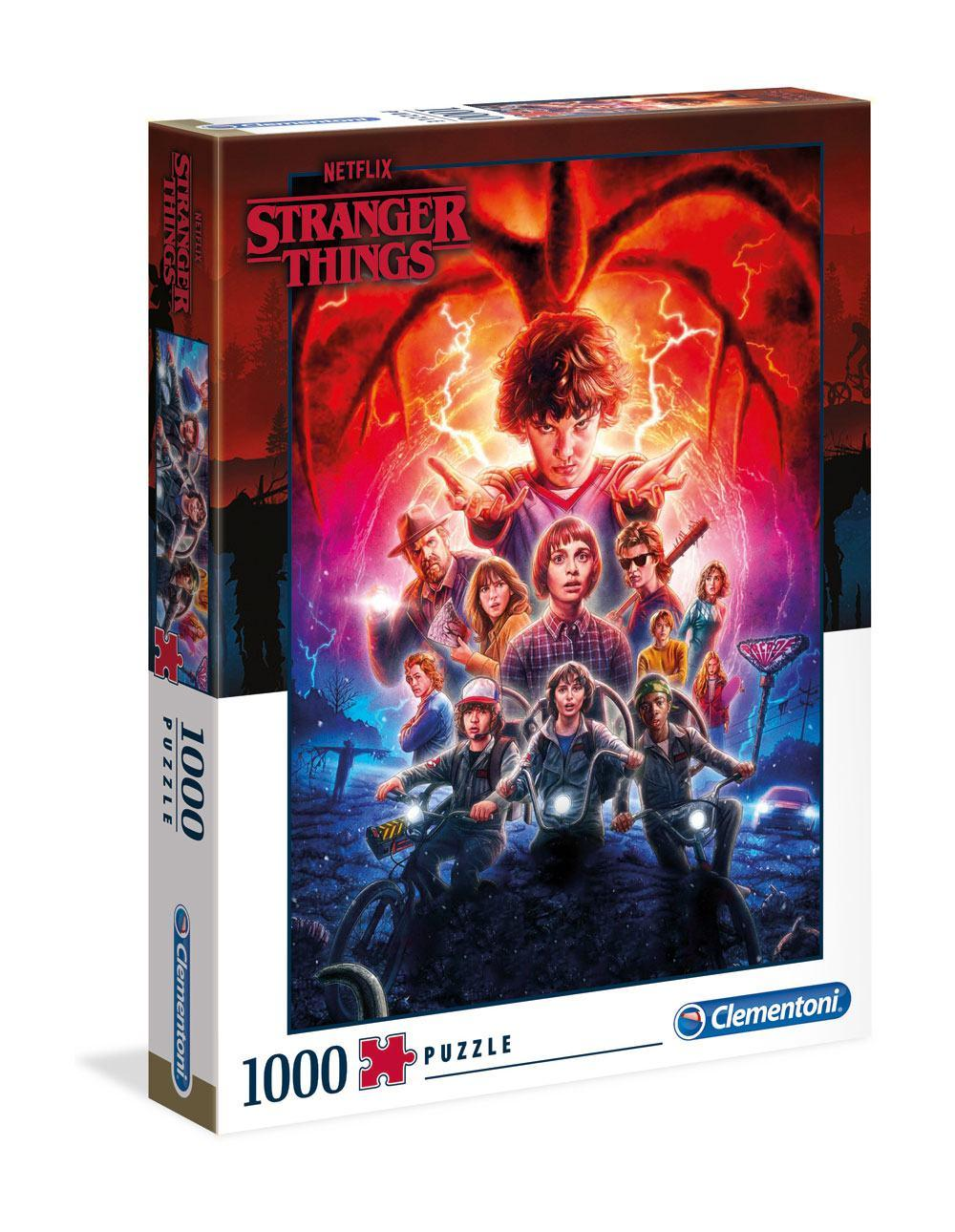 STRANGER THINGS - Season 2 - Puzzle 1000P_1