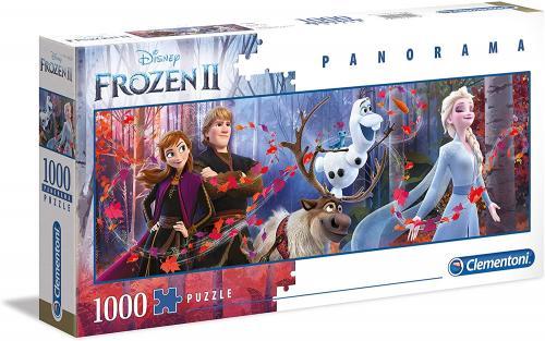 DISNEY - La Reine des neiges 2 - Puzzle 1000P