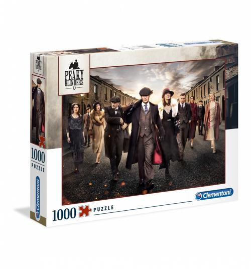 PEAKY BLINDERS - Characters - Puzzle 1000P