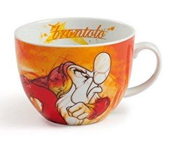 DISNEY / SEVEN DWARFS - Cappuccino Mug 600ml - Grumpy