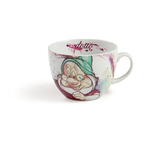 DISNEY / SEVEN DWARFS - Cappuccino Mug 600ml - Doc