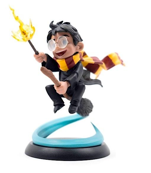 HARRY POTTER - Q-Fig 10 cm - Harry's First Fight_1